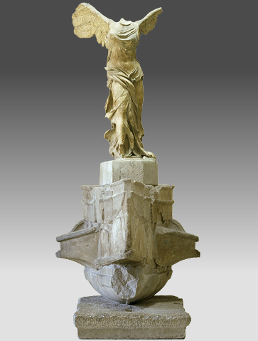 A Closer Look At The Victory Of Samothrace  Muse Du Louvre A Closer Look At The Victory Of Samothrace