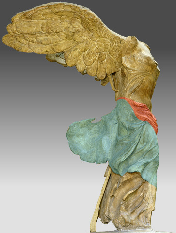 a closer look at the victory of samothrace musée du louvre